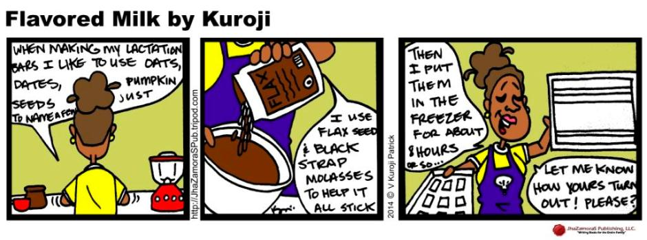 Flavored Milk by Kuroji